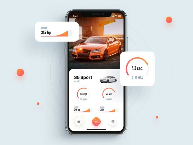 CarLens – Car Recognized 🚗 dashboard recognition ar design